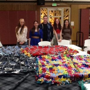 YAG Blanket Project